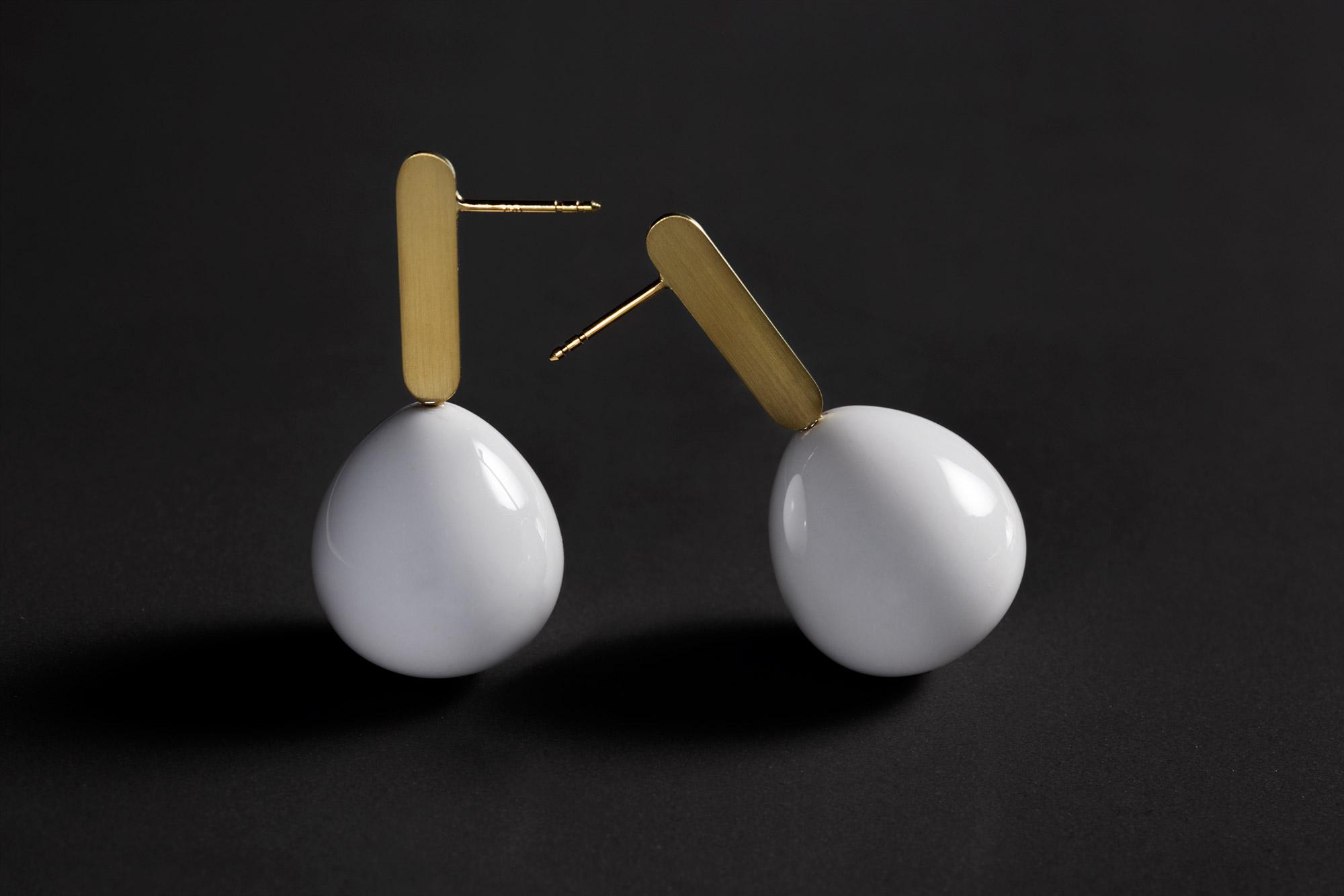 Aegna. Earrings