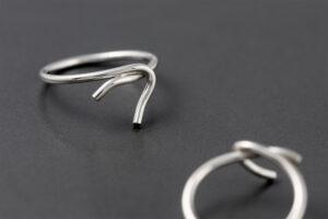 Felix. Silver ring